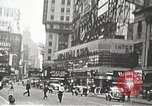Image of Times Square neon signs and theaters New York United States USA, 1939, second 4 stock footage video 65675068263