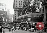 Image of Times Square neon signs and theaters New York United States USA, 1939, second 6 stock footage video 65675068263