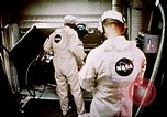 Image of fire fighting drills United States USA, 1971, second 9 stock footage video 65675068269
