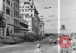 Image of buildings and market Singapore, 1946, second 8 stock footage video 65675068276
