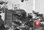 Image of buildings and market Singapore, 1946, second 10 stock footage video 65675068276