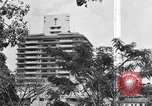 Image of buildings and market Singapore, 1946, second 11 stock footage video 65675068276