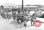 Image of Japanese troops Pacific Theater, 1945, second 1 stock footage video 65675068280