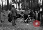 Image of refugee camp Europe, 1937, second 8 stock footage video 65675068283