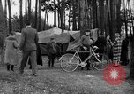 Image of refugee camp Europe, 1937, second 9 stock footage video 65675068283