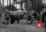 Image of refugee camp Europe, 1937, second 10 stock footage video 65675068283