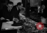 Image of restaurants Prague Czechoslovakia, 1938, second 6 stock footage video 65675068293