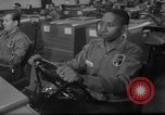 Image of truck driver training Brooklyn New York City USA, 1967, second 10 stock footage video 65675068301