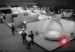 Image of Annual bed show Tokyo Japan, 1967, second 8 stock footage video 65675068304