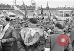 Image of Jewish religious services Dachau Germany, 1945, second 1 stock footage video 65675068323