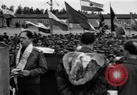 Image of Jewish religious services Dachau Germany, 1945, second 5 stock footage video 65675068323