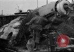 Image of damaged rail yards Nuremberg Germany, 1945, second 6 stock footage video 65675068328