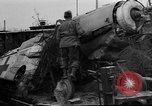 Image of damaged rail yards Nuremberg Germany, 1945, second 7 stock footage video 65675068328