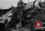 Image of damaged rail yards Nuremberg Germany, 1945, second 10 stock footage video 65675068328