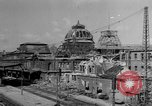 Image of damaged rail yards Nuremberg Germany, 1945, second 3 stock footage video 65675068329