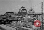 Image of damaged rail yards Nuremberg Germany, 1945, second 8 stock footage video 65675068329