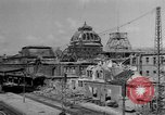 Image of damaged rail yards Nuremberg Germany, 1945, second 12 stock footage video 65675068329