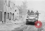 Image of armored columns Dinkelsbuhl Germany, 1945, second 3 stock footage video 65675068330
