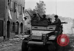 Image of armored columns Dinkelsbuhl Germany, 1945, second 6 stock footage video 65675068330