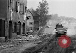 Image of armored columns Dinkelsbuhl Germany, 1945, second 11 stock footage video 65675068330