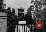 Image of chaplain Deggendorf Germany, 1945, second 7 stock footage video 65675068331