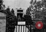 Image of chaplain Deggendorf Germany, 1945, second 8 stock footage video 65675068331