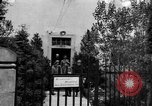 Image of chaplain Deggendorf Germany, 1945, second 12 stock footage video 65675068331