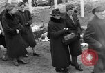 Image of Burial of Wöbbelin Concentration Camp victims Ludwigslust Germany, 1945, second 1 stock footage video 65675068333