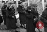 Image of Burial of Wöbbelin Concentration Camp victims Ludwigslust Germany, 1945, second 3 stock footage video 65675068333