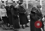 Image of Burial of Wöbbelin Concentration Camp victims Ludwigslust Germany, 1945, second 4 stock footage video 65675068333