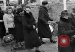Image of Burial of Wöbbelin Concentration Camp victims Ludwigslust Germany, 1945, second 5 stock footage video 65675068333