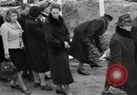 Image of Burial of Wöbbelin Concentration Camp victims Ludwigslust Germany, 1945, second 6 stock footage video 65675068333