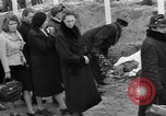 Image of Burial of Wöbbelin Concentration Camp victims Ludwigslust Germany, 1945, second 7 stock footage video 65675068333