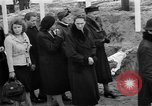 Image of Burial of Wöbbelin Concentration Camp victims Ludwigslust Germany, 1945, second 8 stock footage video 65675068333
