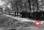 Image of Burial of Wöbbelin Concentration Camp victims Ludwigslust Germany, 1945, second 10 stock footage video 65675068333
