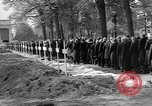 Image of Burial of Wöbbelin Concentration Camp victims Ludwigslust Germany, 1945, second 11 stock footage video 65675068333