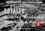 Image of royal wedding Nancy France, 1951, second 6 stock footage video 65675068336
