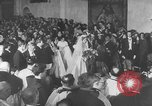 Image of royal wedding Nancy France, 1951, second 8 stock footage video 65675068336