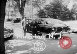 Image of David Ben-Gurion Princeton New Jersey USA, 1951, second 2 stock footage video 65675068338