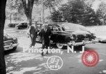 Image of David Ben-Gurion Princeton New Jersey USA, 1951, second 3 stock footage video 65675068338
