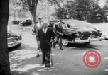 Image of David Ben-Gurion Princeton New Jersey USA, 1951, second 5 stock footage video 65675068338