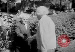 Image of David Ben-Gurion Princeton New Jersey USA, 1951, second 7 stock footage video 65675068338