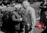 Image of David Ben-Gurion Princeton New Jersey USA, 1951, second 9 stock footage video 65675068338