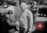 Image of David Ben-Gurion Princeton New Jersey USA, 1951, second 10 stock footage video 65675068338