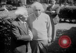 Image of David Ben-Gurion Princeton New Jersey USA, 1951, second 11 stock footage video 65675068338