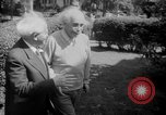 Image of David Ben-Gurion Princeton New Jersey USA, 1951, second 12 stock footage video 65675068338
