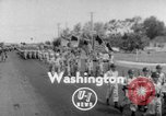 Image of parade Richland Washington USA, 1951, second 1 stock footage video 65675068339