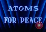Image of atomic energy Russia, 1956, second 9 stock footage video 65675068347