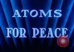 Image of atomic energy Russia, 1956, second 11 stock footage video 65675068347