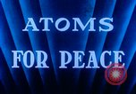Image of atomic energy Russia, 1956, second 12 stock footage video 65675068347